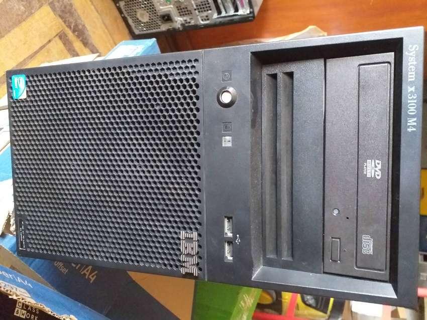 Servidor SYSTEM IBM x3100 M4 INTEL XEONoriginal 0