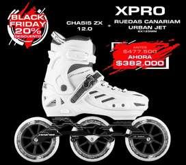 Vendo patines canariam nuevos