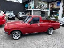 Nissan, 1200 (1200 CC) - Camioneta Cabina Simple en Ambato, año 1988