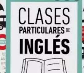 Clases de ingles particulares