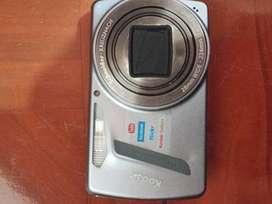Vendo Càmara KODAK, Easy Share M580, con caja y demàs