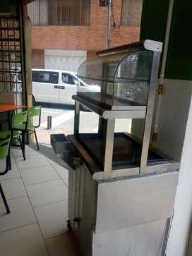 Vendo Permuto Restaurante Mobiliario