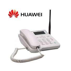 BASE TELEFONICA CELULAR HUAWEI ETS3223 GSM CON ANTENA