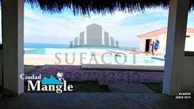 Solares Urbanizados, Hermosa Vista al Oceano Pacifico,Ubicada a 35 min de Manta Manabi,Credirto Directo,Cuotas Fijas S1