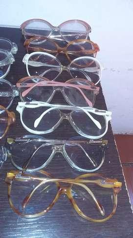 Vendo marcos de lentes