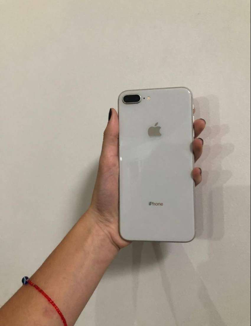 Iphone 8 plus 64 GB perfecto estado