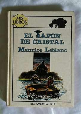 El Tapon de Cristal Maurice Leblanc