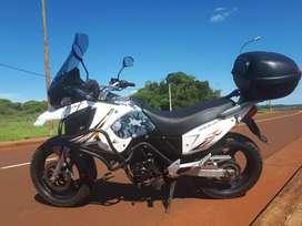 GILERA TOURING SMX 400CC