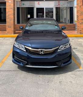 HONDA ACCORD COUPE LX-S NEGOCIABLEE