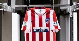 Atlético de Madrid Camiseta