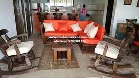 Muebles rústicos el arca excelentes calidad a muy buen precio
