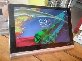 Lenovo yoga tablet 16 giga byte 2 en RAM cargador cable estuche