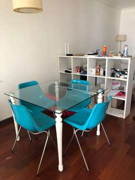Mesa apta para cocina, conedor, oficina, etc