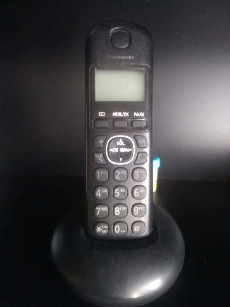 Teléfono Fijo Panasonic 0