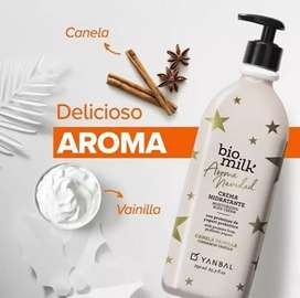 Cremas. Body milk, body spa, locion de seda.