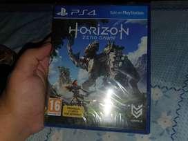 Horizon zero dawn juego ps4 play 4