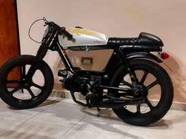 Garrelli ciclomotor 50cc Cafe Racer