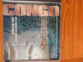 Banda sonora película Congo Michael Crichton
