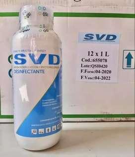 Limpiador bactericida de utensilios