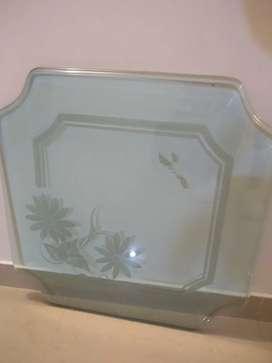 vidrio para mesa auxiliar