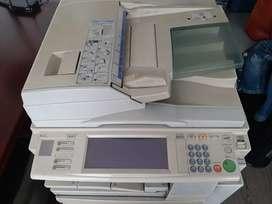Impresora fotocopiadora scanner multifuncional RICOH Aficio 2035S/P. Usada, en excelente  estado.