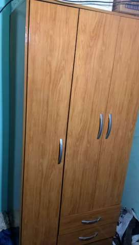Placard 3 puertas