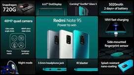 Xiaomi redmi note 9s 6gb 128gb