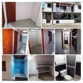 Renta apartamento remodelado, fresco, agradable, seguro, tranquilidad