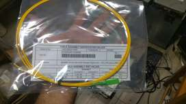 Pascord fibra óptica verde cantidad $2700 und