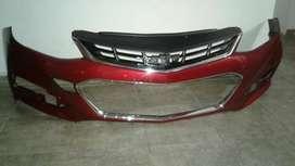 Paragolpe Delantero Chevrolet Cruze