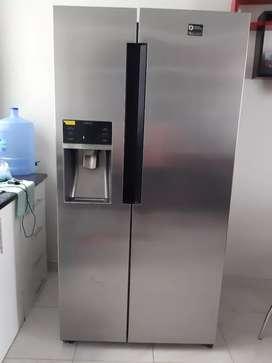 Se vende frigider sansung