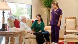 Servicio para el cuidado de adulto mayor