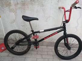 Bicicleta rodado 20x125 marca raleigh