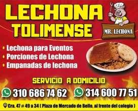 LECHONA TOLIMENSE MR. LECHONA