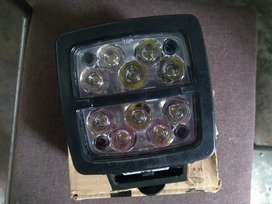 """383-8634 : LED 4"""" x 4"""" Lights"""