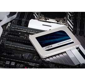SSD unidad estado solido Crucial MX500 de 1 tera 1tb 1000gb disco duro solido - Aumenta rendimiento - Somos GoodLooki