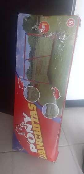 Set de dos canchas de mini fútbol