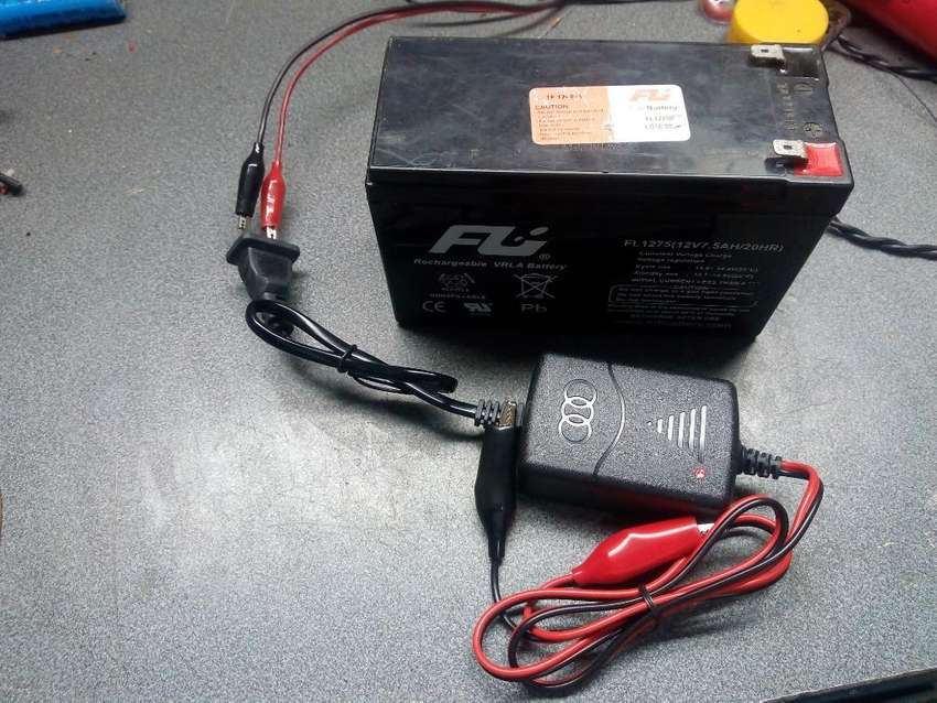 Cargador automático nuevo para Bateria12v