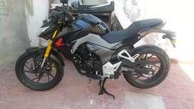 Vendo moto honda sin rodar