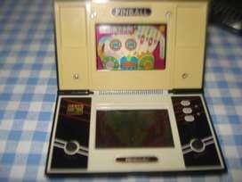 Pinball Game Watch Funcionando Perfecto, Leer Descripcion