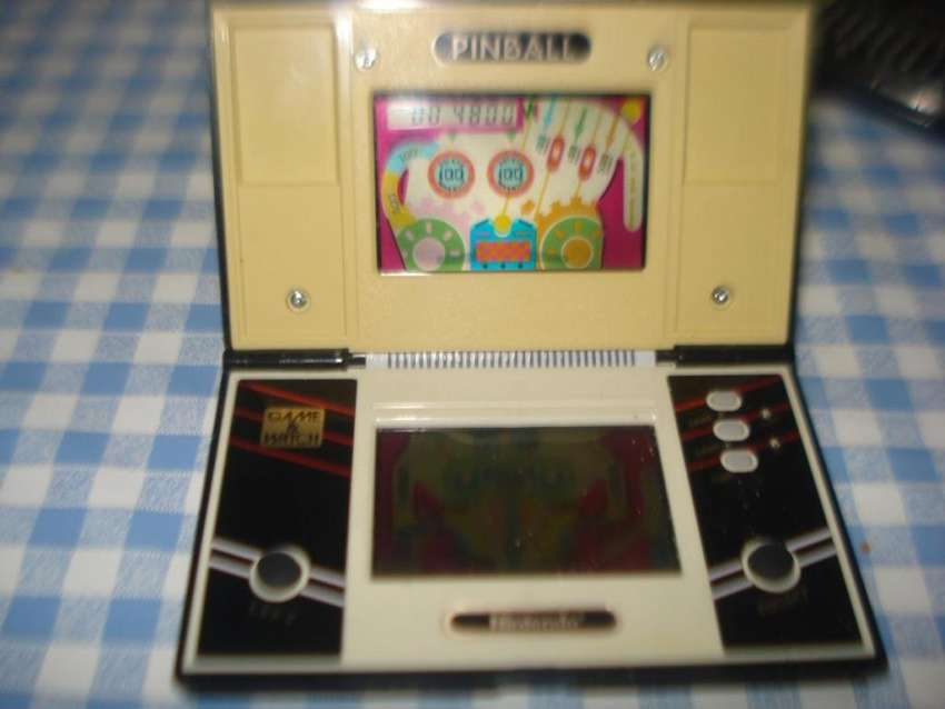 Pinball Game Watch Funcionando Perfecto, Leer Descripcion 0