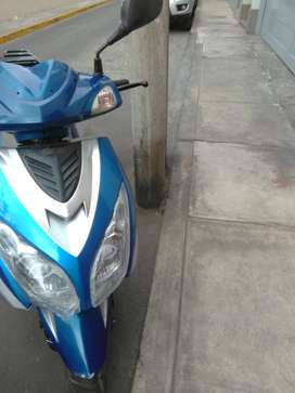 Moto scooter DS150 ITALIKA