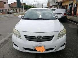 Toyota corolla 2010 Japonés