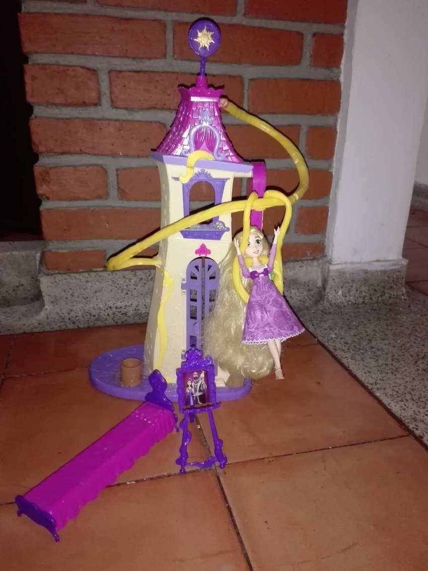 Castillo rapunzel 0