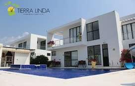 Vendo casas nuevas, via girardot-tocaima, condominio campestre tierra linda