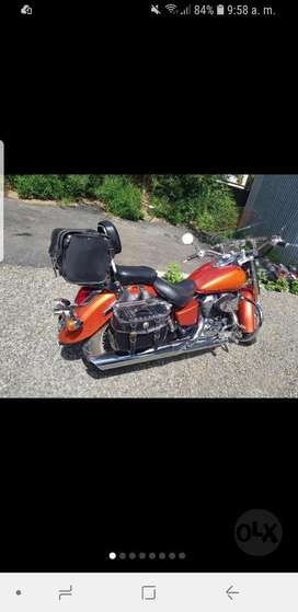 Honda Chadow 750vf