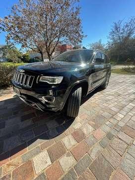 Jeep grand cherokee Overland 3.6 l