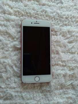 Iphone 7 red de 256gb