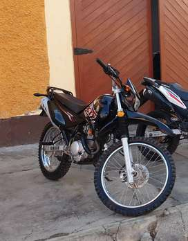 Vendo moto Yamaha xtz 125
