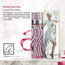 PERFUME PARIS HILTON 100 ML EDP para damas